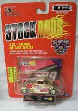 RACING CHAMPIONS STOCK RODS 1/64 JEFF BURTON #99 1934 FORD COUPE 1998 DIECAST