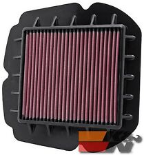 K&N Replacement Air Filter For SUZUKI GLADIUS 650 09-10 SU-6509