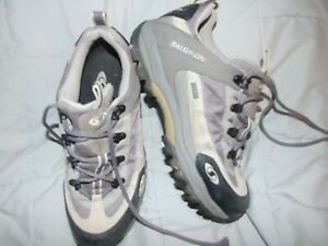 Salomon Mens goretex Hiking Shoes Trail  US Sz.7 /40