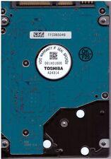 Pcb contrôleur toshiba g002825a mk3275gsx disque dur électronique
