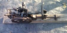 antique champion drill press with automatic quill