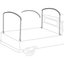Steel Hoop Frame Set for VW T2 Bay Single Cab and Double Cab Pick Ups  C9576