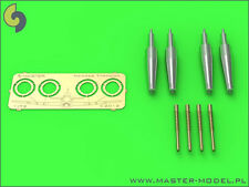 1/72 MASTER MODEL AM72064 EARLY TYPE CANNONS for HAWKER TYPHOON Mk IB