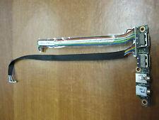 USB original, audio Board desde un HP nc6120 p/n pn936av con cable