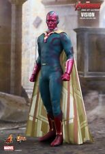 (ES) HOT TOYS 1/6 MARVEL AVENGERS AGE OF ULTRON MMS296 VISION ACTION FIGURE