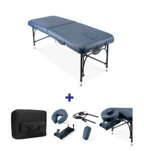 Athlegen Centurion CXL720 Portable Massage Table- Package Deal