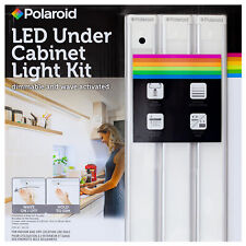 Polaroid Wave Activated Dimmable LED Under Cabinet Light Kit