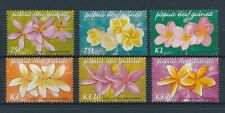 Papua New Guinea 2005 Flowers.Flora - MNH