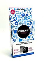 Ecozone Washing Machine & Dishwasher Cleaner  Pack of 6