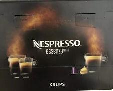Krups Nespresso Essenza Mini Pod Coffee Maker - Grey