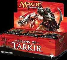 Kahn of tarkir booster box neuf dans sa boîte SEALED en-English
