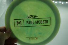 Discraft Hades - Esp - Paul Mcbeth Prototype 170-172 grams. Swirly
