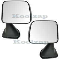 NEW RIGHT SIDE MANUAL MIRROR MANUAL FOLDING FITS 1989-95 TOYOTA PICKUP TO1321122