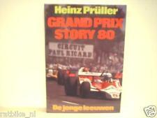 GRAND PRIX STORY 80 Heinz Prüller, F1, FORMULA ONE ALAN JONES