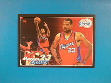 2009-10 Panini NBA Basketball n.275 Marcus Camby Los Angeles Clippers