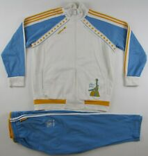 Adidas Originals Kareem Abdul Jabbar full tracksuit top jacket & trousers Large