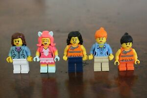 1 x LEGO Minifig Mini Figure female girl