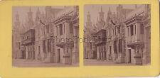 Exposition universelle de Paris 1878 Histoire de l'Habitation HumaineVintage