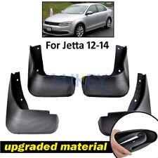 FIT FOR VW VOLKSWAGEN JETTA MK6 VENTO 2011-2014 MUD FLAPS SPLASH GUARDS MUDGUARD