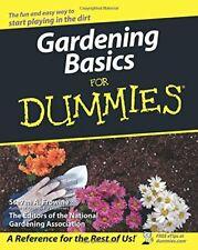 Gardening Basics For Dummies. Frowine, Association 9780470037492 New<|
