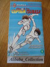 MANGA ** Olive et Tom Captain Tsubasa 8 ** J'ai Lu VF FOOT FOOTBALL