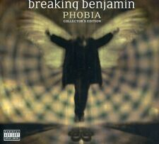 Breaking Benjamin - Phobia [New CD] Explicit, With DVD, Collector's Ed, Special