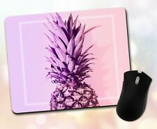 Food Mouse Pad • Pineapple Gradient Artistic Gift Decor Desk Accessory