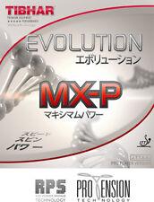 Tibhar Tischtennisbelag Evolution MX-P 2,1 rot  NEU / OVP