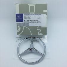 FOR Mercedes W204 C-Class Genuine Trunk Emblem Star C250 C300 C350 C63 AMG NEW