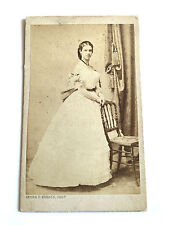 The Original Photograph of Tsaritsa Maria-Feodorovna Signed by Georg E.Hansen