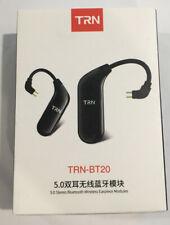 TRN BT20 5.0 Bluetooth Earphone Cable Ear Hook Headphones Bluetooth Headset