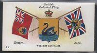 BIGG (W.O.)-FLAGS OF ALL NATIONS (HORIZONTAL BACK)-#22- WESTERN AUSTRALIA