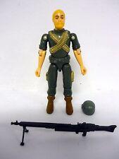 GI JOE ROCK N ROLL Vintage Action Figure Straight Arm COMPLETE 3 3/4 C9+ v1 1982