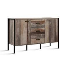 Artiss Buffet Sideboard Storage Cabinet Industrial Rustic Wood