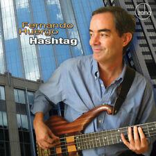 Fernando Huergo - Hashtag [New CD] Jewel Case Packaging