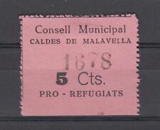 CALDES DE MALAVELLA (GERONA)