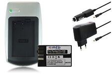 Caricabatteria+Batteria D-Li109 DLi109 per Pentax K-30, K-50, K-500, K-r, K-S1