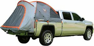 Rightline Gear 110770 Compact-Size Truck Bed Tent Quick & Easy Setup - 6'