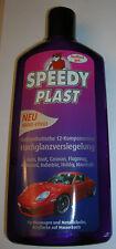 3 x Speedy- Plast Nano Autopolitur a 500 ml 27.00 = 1 Ltr.18,00 €