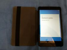 Read* Alcatel A30 8 Tablet - Blue - 16GB (T-Mobile) Check imei