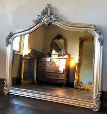 Arco Decorativo Grande Chic recargado Top sobre manto espejo