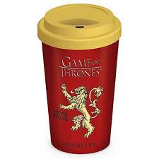 Game of Thrones House Lannister Travel Mug Multi-colour