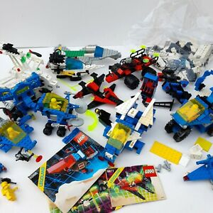 LEGO Vintage/Classic Space Job Lot Inc M Trons Space Police 6886 6892 6928 6780
