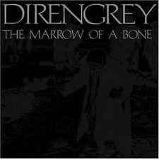 Dir En Grey - The Marrow of a Bone  / FWEAL-003 CD RAR!