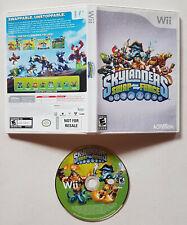 Skylanders Swap Force (Nintendo Wii) COMPLETE VIDEO GAME ORIGINAL