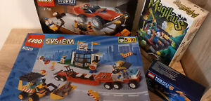 Lego Sammlung 6329, 1353, 3836, etc. neu ungeöffnete Sets u.a. aus 1998 Systems