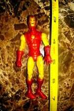 "Marvel Universe 3.75"" #021 Iron Man Classic Armor Action Figure Loose"