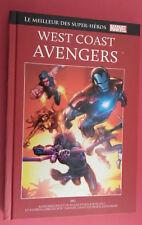 MARVEL LE MEILLEUR DES SUPER HEROS - AVENGERS WEST COAST - COMICS - VF - 4463