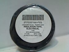 PLYMOUTH RUBBER CO INC. MILITARY SPEC ELECTRICAL INSULATION TAPE 4452
