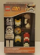 Lego Star Wars Stormtrooper Buildable Adjustable Watch and Toy Set NEW 8020325